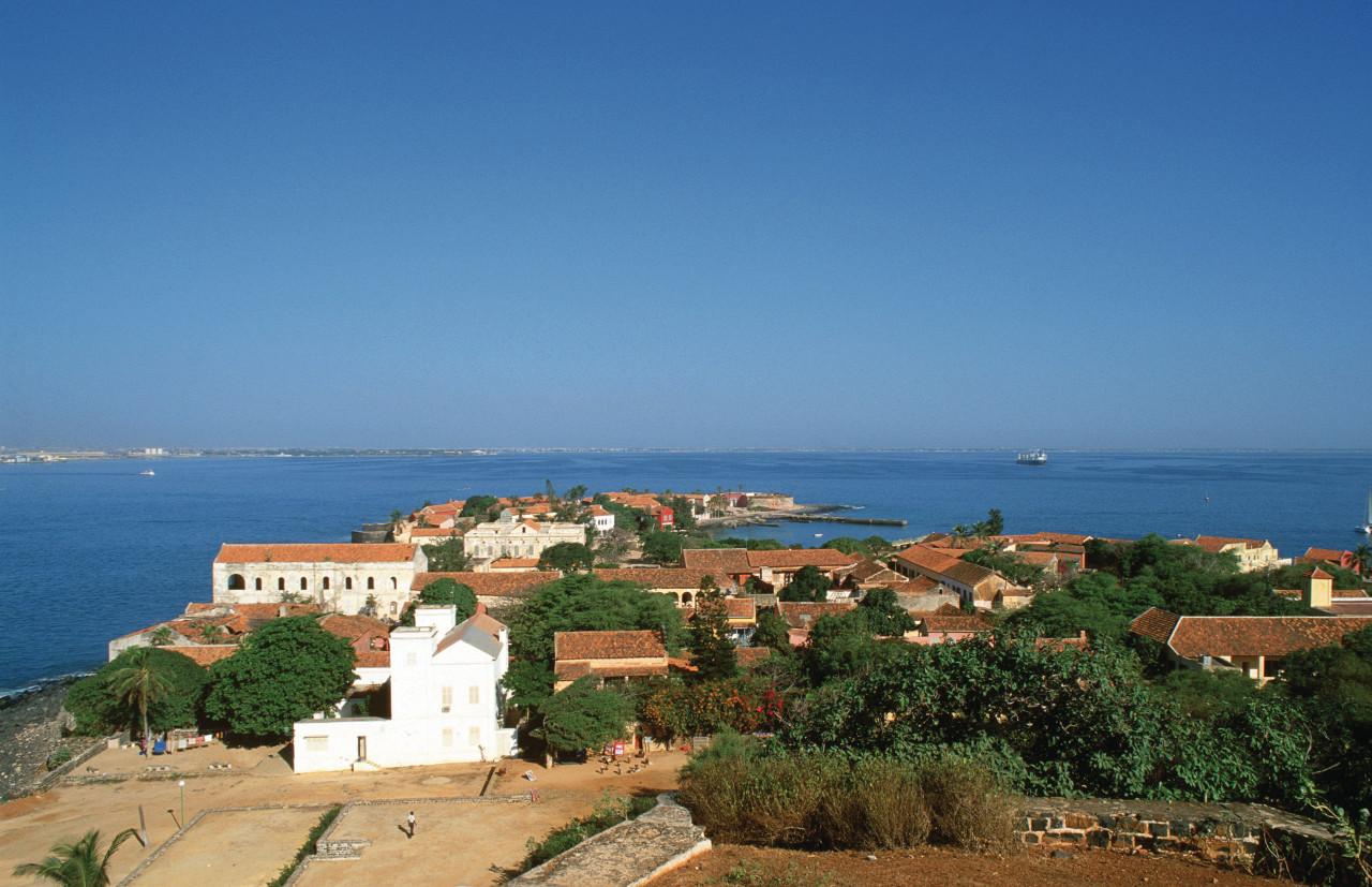 Île de Gorée. (© Author's Image))