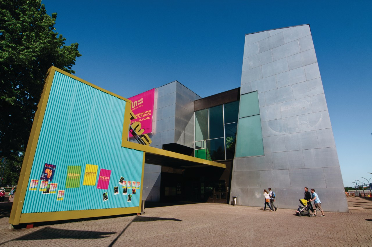 Museum of Contemporary Art - Kiasma.