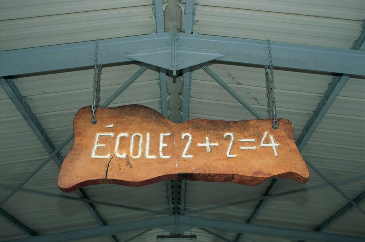 École à Papeete (© Itzak Newmann - Iconotec))