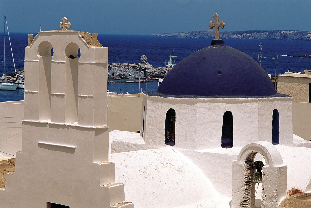 Église de Naousa. (© Author's Image))