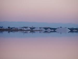 Les salines de Torrevieja Prise par le voyageur : photolambert
