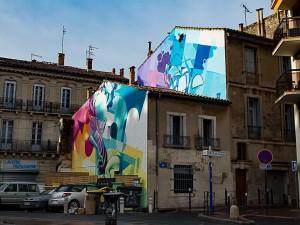 street art Prise par le voyageur : choufute