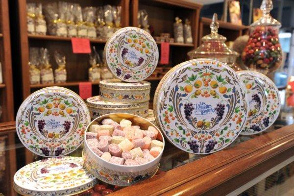 LES RIGOLETTES NANTAISES Confiserie – Dragées Nantes photo n° 294760 - ©LES RIGOLETTES NANTAISES