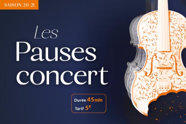 les pauses concert ONPL  de 45 minutes - ©ONPL