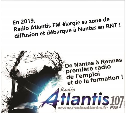 radio atlantis - ©RADIO ATLANTIS 107 FM