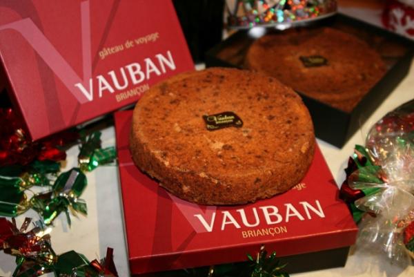 Gâteau Vauban - ©LA CAPONNIÈRE