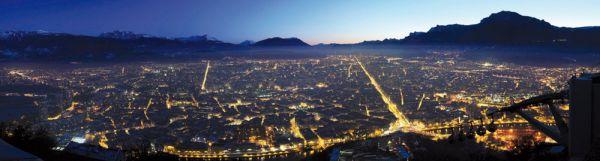 TÉLÉPHÉRIQUE DE GRENOBLE-BASTILLE Ouvrage d'art (viaduc, pont, tunnel, barrage...) Grenoble photo n° 78221 - ©TÉLÉPHÉRIQUE DE GRENOBLE-BASTILLE