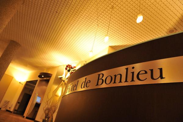 - ©HÔTEL DE BONLIEU