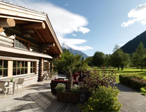 LA CABANE DES PRAZ Restaurants Chamonix-Mont-Blanc photo n° 34875