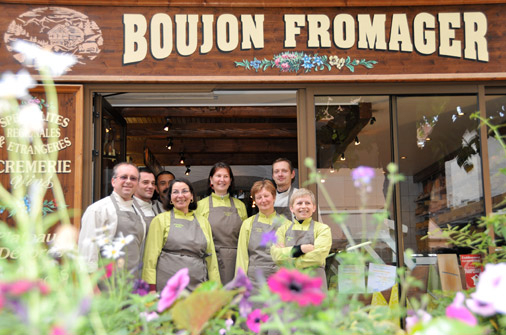 FROMAGERIE BOUJON Fromagerie – Crèmerie Thonon-les-Bains photo n° 51515 - ©FROMAGERIE BOUJON