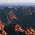 MONT MOÏSE OU DJEBEL MOUSSA (2 285 M)