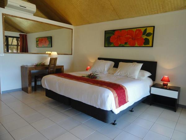 HÔTEL HIBISCUS Hôtel Hauru photo n° 220109 - ©HÔTEL HIBISCUS