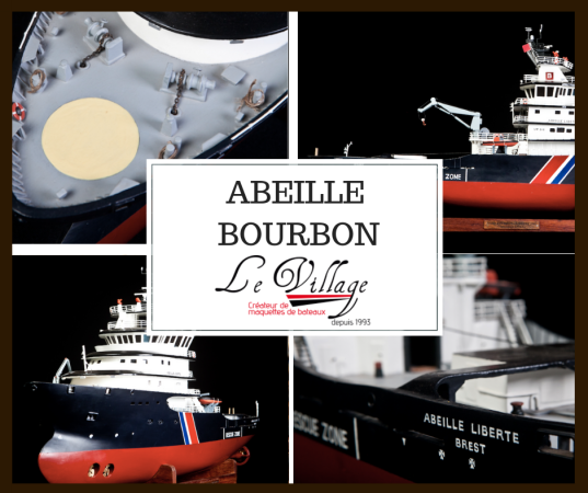 ABEILLE BOURBON - ©LE VILLAGE