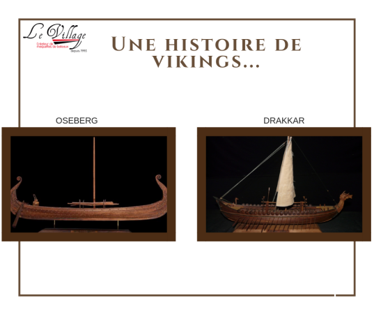 VIKINGS - ©LE VILLAGE