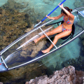 LAGON RÉUNION KAYAK TRANSPARENT