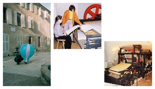 MUSÉE DES PAPETERIES CANSON ET MONTGOLFIER Musée spécialisé (musée de La Poste…) Davézieux photo n° 72316 - ©MUSÉE DES PAPETERIES CANSON ET MONTGOLFIER
