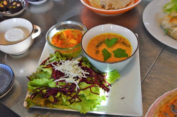 Restaurant du midi - ©FABRIQUE ET MUSÉE ARNAUD SOUBEYRAN