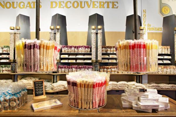 La boutique - ©FABRIQUE ET MUSÉE ARNAUD SOUBEYRAN