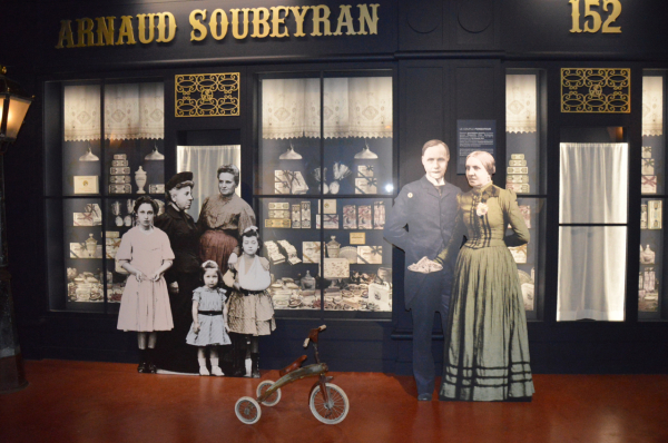 Un nouveau musée! - ©FABRIQUE ET MUSÉE ARNAUD SOUBEYRAN