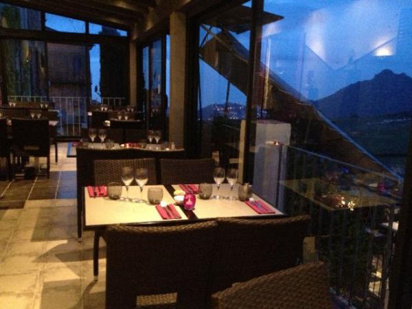 LA VOÛTE Restaurant corse Sant-Antonino photo n° 151421 - ©LA VOÛTE
