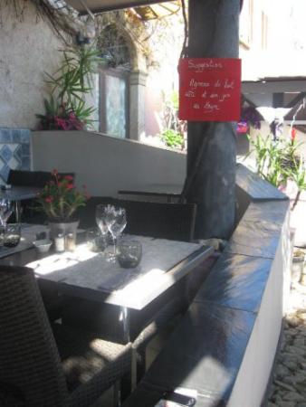 LA VOÛTE Restaurant corse Sant-Antonino photo n° 151416 - ©LA VOÛTE