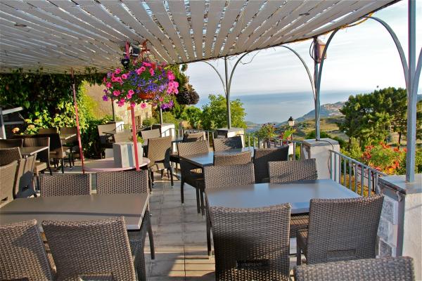 LA VOÛTE Restaurant corse Sant-Antonino photo n° 151452 - ©LA VOÛTE