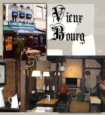 AU VIEUX BOURG Bistrot – Brasserie Verviers photo n° 133254 - ©AU VIEUX BOURG