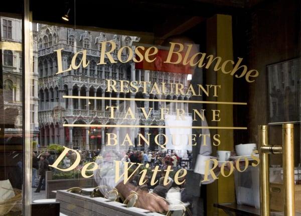 LA ROSE BLANCHE Bistrot – Brasserie Bruxelles - Brussel photo n° 133710