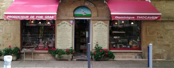 vitrine boutique - ©UNE FERME EN VILLE THOCAVEN