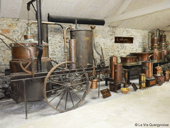le musée - ©DISTILLERIE LOUIS-ROQUE