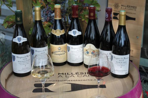 MILLÉSIMES À LA CARTE Produits gourmands - Vins Beaune photo n° 143972