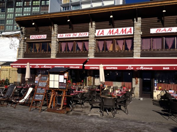 RESTAURANT LA MAMA Restaurant savoyard La Mongie photo n° 140913 - ©RESTAURANT LA MAMA