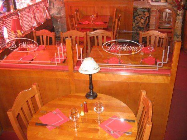 RESTAURANT LA MAMA Restaurant savoyard La Mongie photo n° 140931 - ©RESTAURANT LA MAMA