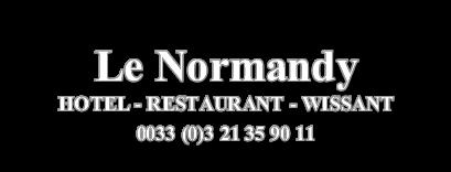 LE NORMANDY Hôtel Wissant photo n° 205389 - ©LE NORMANDY