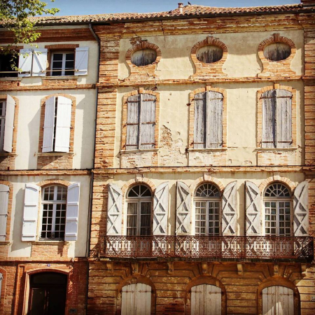 façades