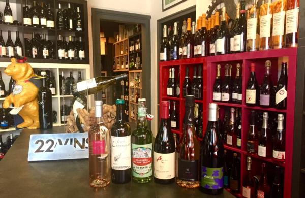 22 sur vins - ©22 SUR VINS