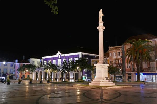 Centre ville - ©Tourisme Setúbal