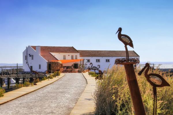 Moulin de maré - ©Tourisme de Setúbal