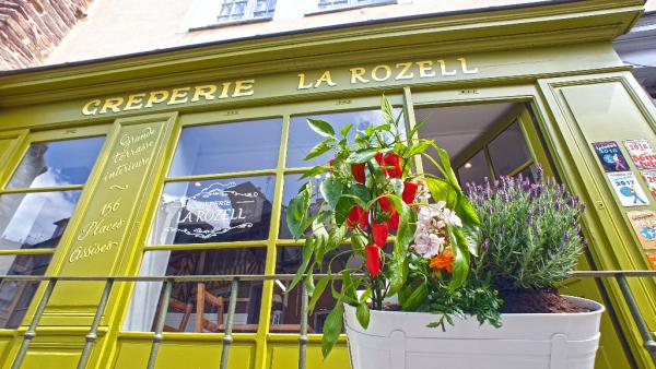 La Rozell - ©CRÊPERIE LA ROZELL