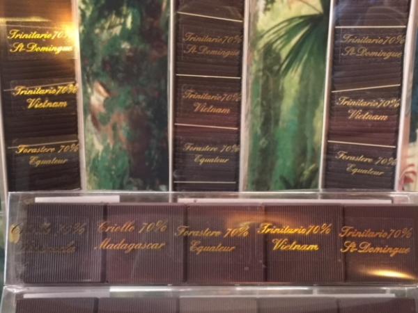 Napolitains grands crus 70% cacao minimum - ©iii