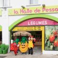 LA HALLE DE PESSAC