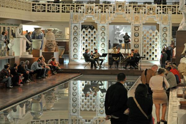 LA PISCINE Musée spécialisé (musée de La Poste…) Roubaix photo n° 225531 - ©LA PISCINE