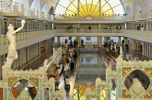 LA PISCINE Musée spécialisé (musée de La Poste…) Roubaix photo n° 225532 - ©LA PISCINE