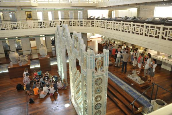 LA PISCINE Musée spécialisé (musée de La Poste…) Roubaix photo n° 225537 - ©LA PISCINE