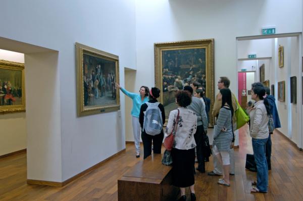 LA PISCINE Musée spécialisé (musée de La Poste…) Roubaix photo n° 225533 - ©LA PISCINE