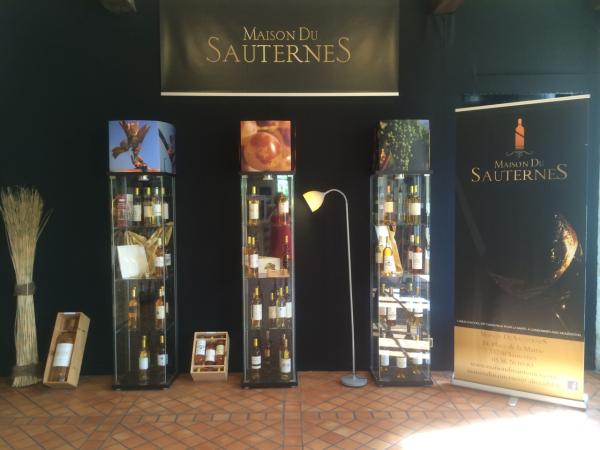 MAISON DU SAUTERNES Cellars Sauternes photo n° 218211 - ©MAISON DU SAUTERNES