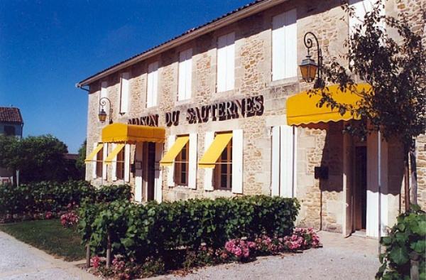 Caves Maisons Des Vins Maison Du Sauternes Sauternes