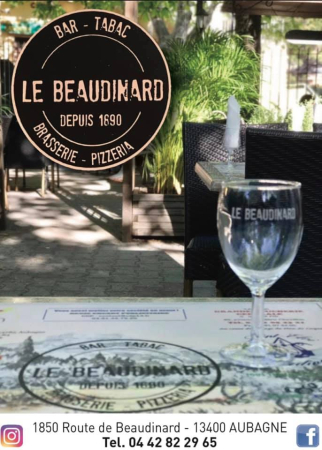 - ©BAR-RESTAURANT LE BEAUDINARD