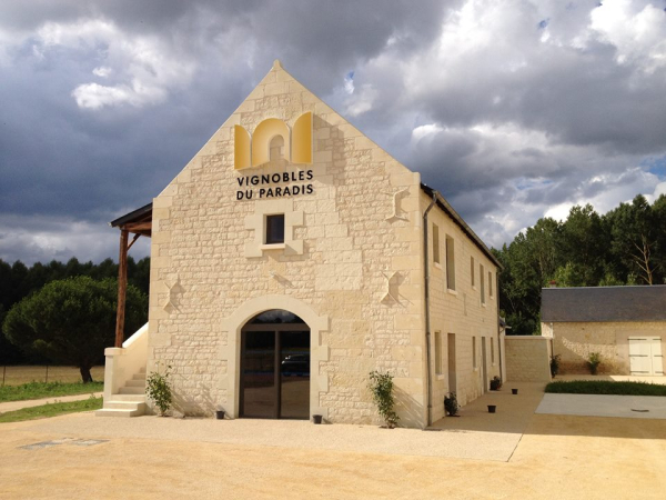 VIGNOBLES DU PARADIS Caves – Maisons des vins La Roche-Clermault photo n° 189153 - ©VIGNOBLES DU PARADIS