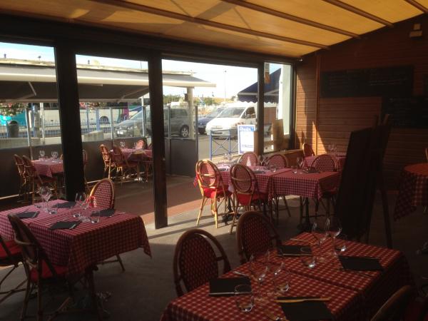 Restaurant Le Bouchon Saint Gilles Croix De Vie